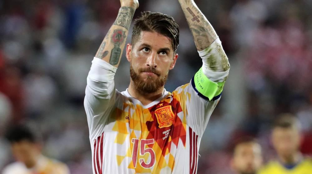 Croatia 2 1 Spain Sergio Ramos Spoke After Spains Loss