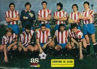 As Color: Descarga el póster clásico del Sporting de Gijón