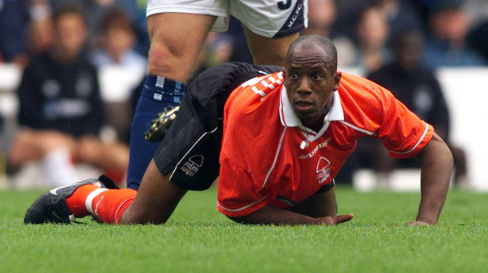 Premier league arsenal legend ian wright i was close for Championship league table 99 00