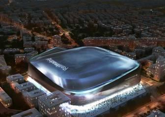 Así quedaría el Bernabéu tras la remodelación de 575 M?