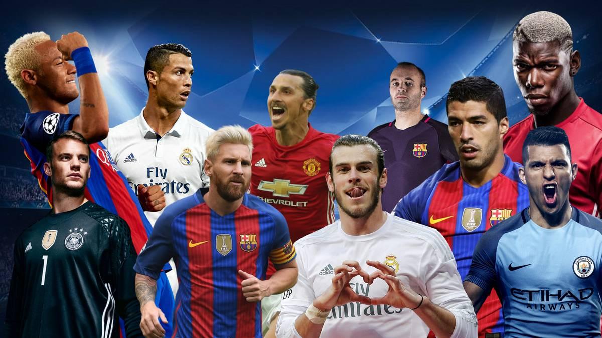 Imagenes de todos los jugadores de futbol