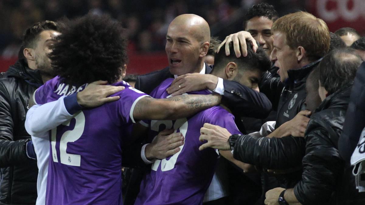 El Madrid no para: 40 partidos invicto, iguala al Nottingham - AS.com