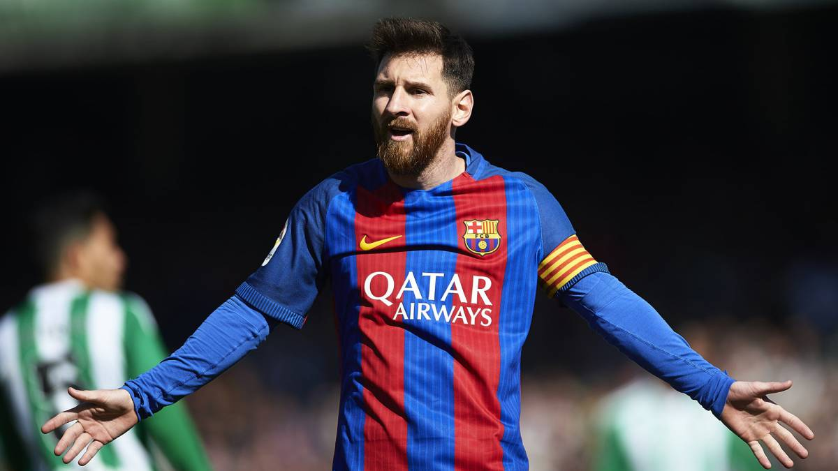 Barcelona Messi-dependency: scores or assists in 79% of ...
