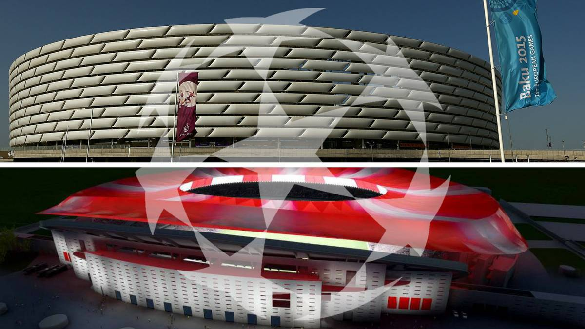 New Atltico Stadium Could Host Champions League Final 2019