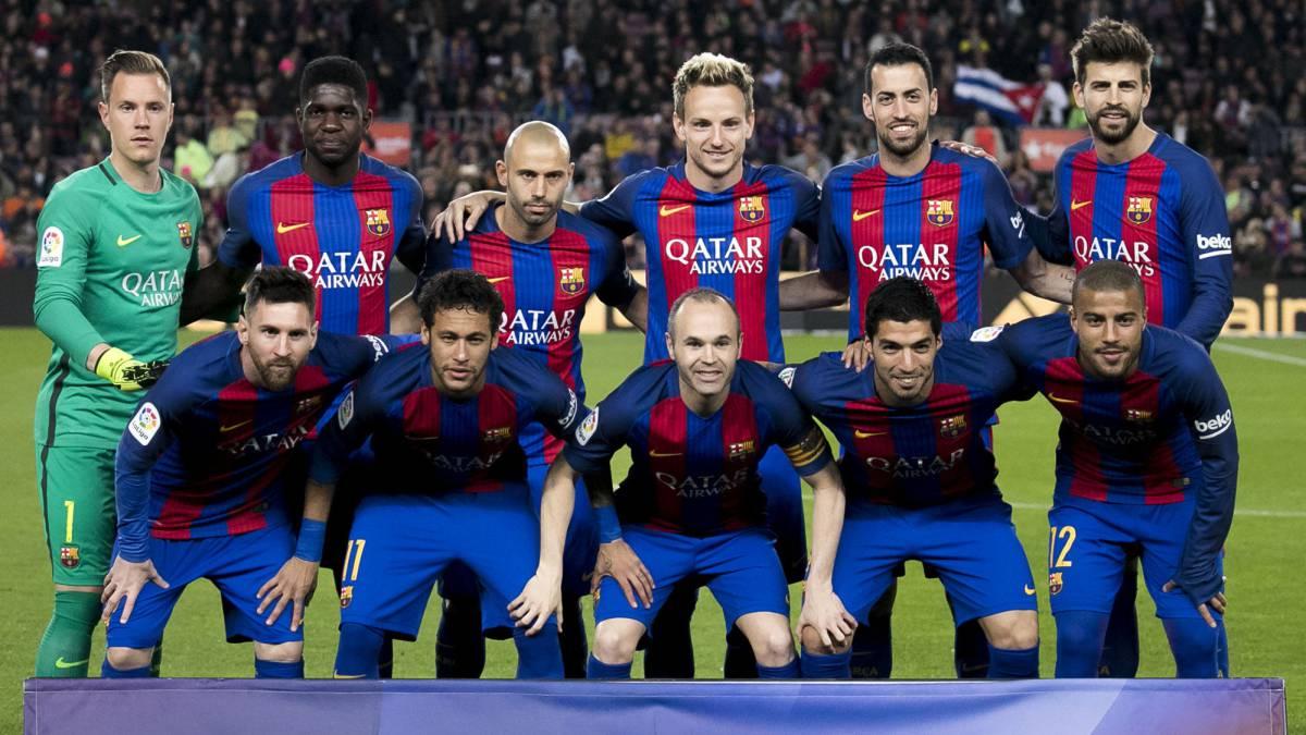 1a83ba97e54 Barcelona 1x1  se divierte el tridente