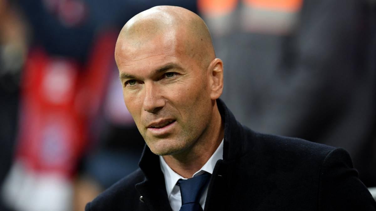 """Zidane: """"Me parece un poco fuerte que las rojas aquí afecten en Liga"""""""