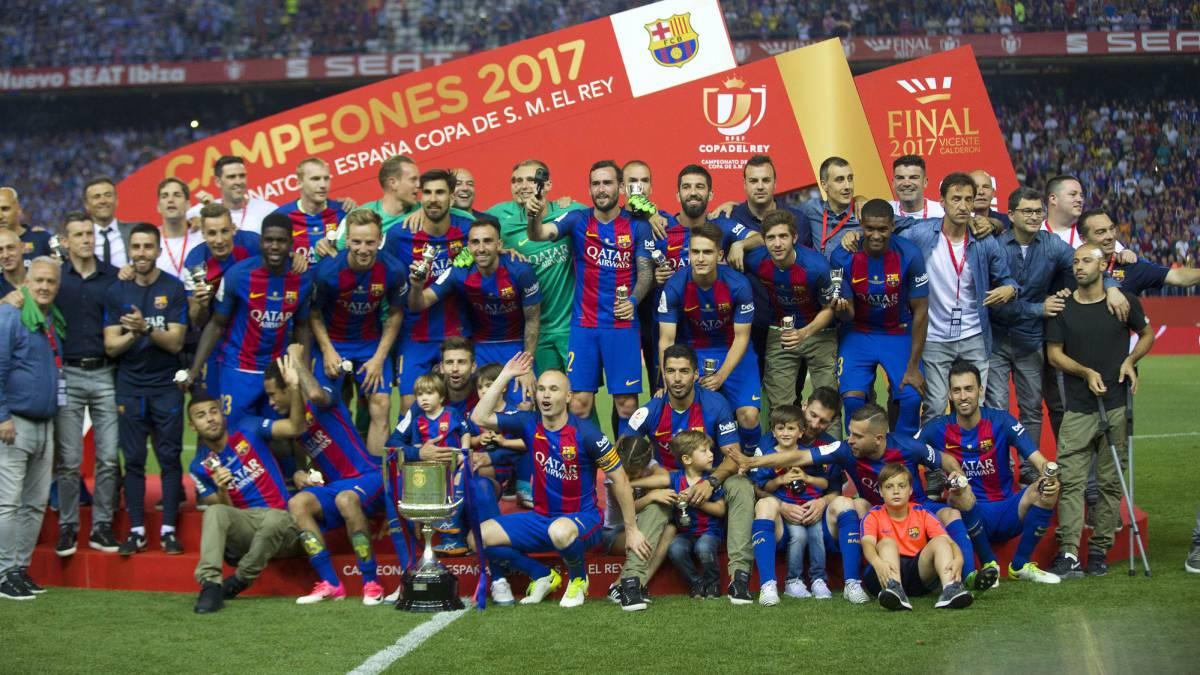 Copa del Rey La Copa consuela a Messi - AS.com
