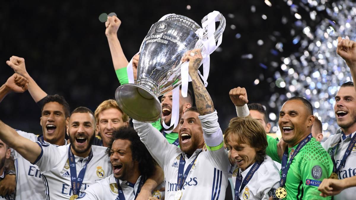 Champions   Real Madrid campeón: Cristiano, duodécima leyenda - AS.com