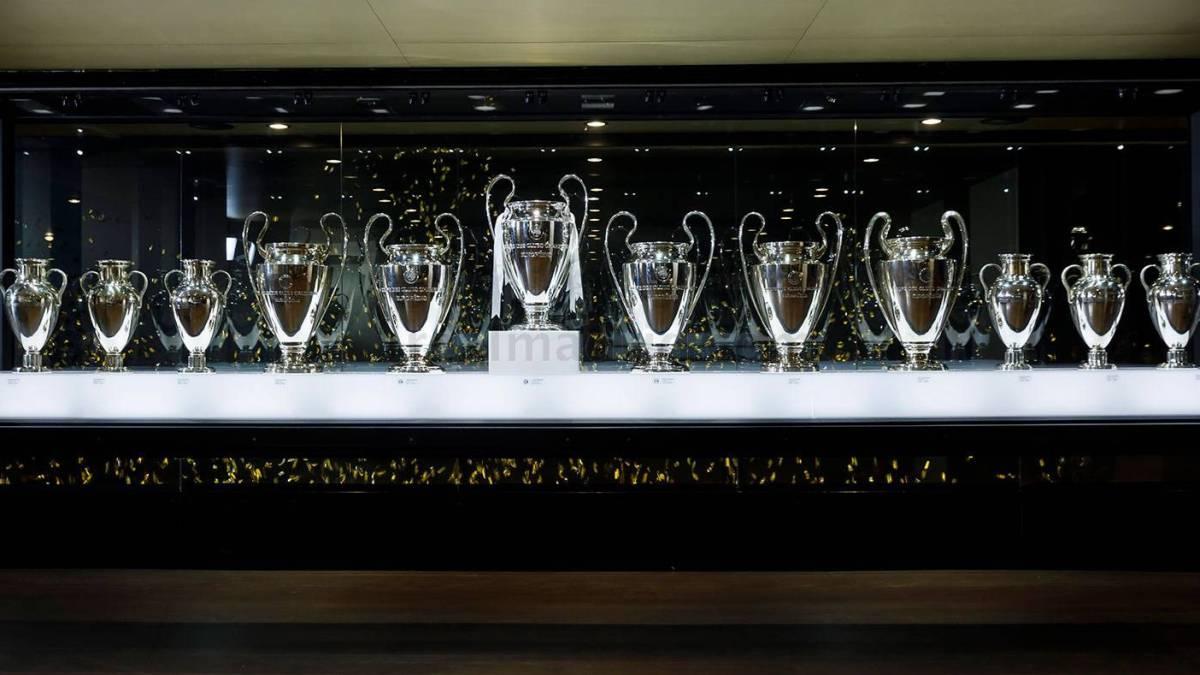 Real Madrid: La Duodécima luce en el museo - AS México
