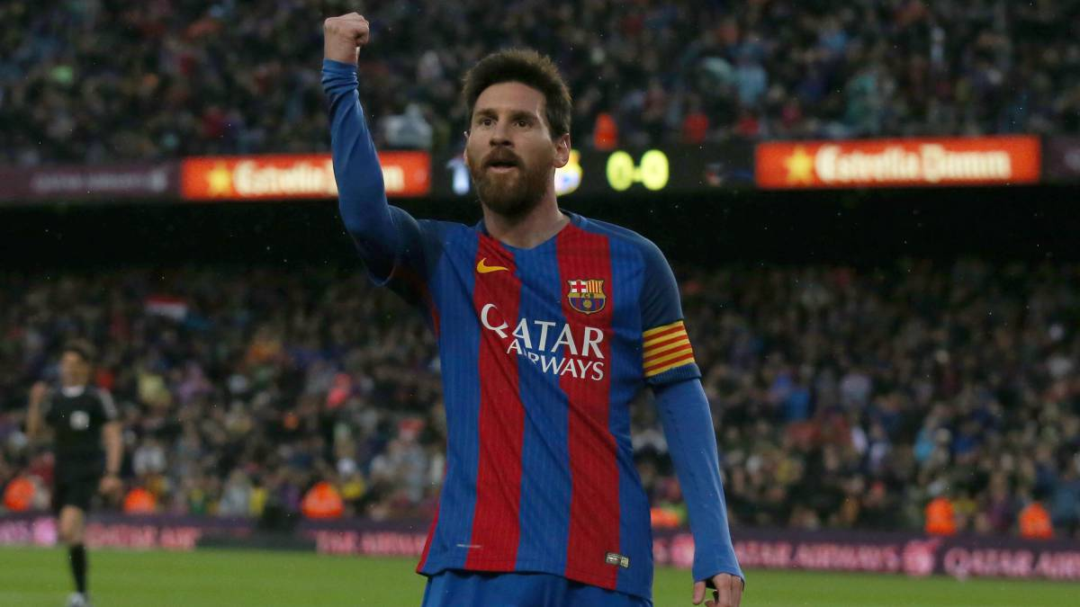Official: Messi renews until 2021 - AS.com