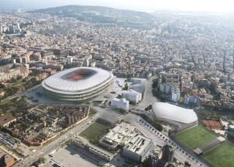 El Ayuntamiento quiere ampliar 'Espai Barça' 14.000m cuadrados