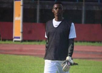 Sierra Leona llora la muerte del portero de 25 años Alhaji Conteh