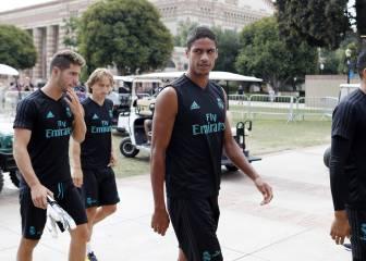 """Varane: """"El objetivo es ganar los seis títulos"""""""