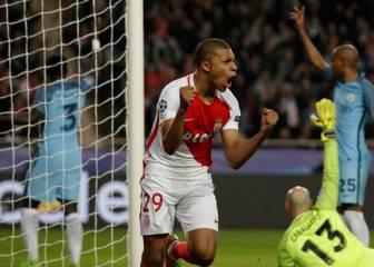 El Manchester City, lanzado a por Mbappé: 160 millones