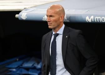 El increíble balance de Zidane: un título cada doce partidos