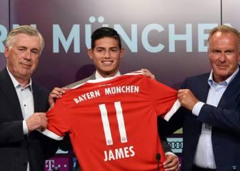 James: 13 M€ por la cesión, 42 por la compra y 2 para Mendes
