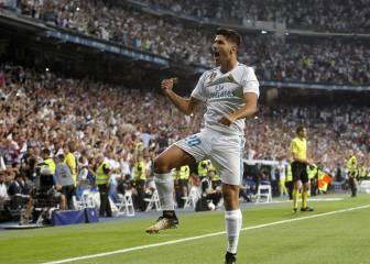 Asensio se corona y pone a Gareth Bale contra las cuerdas
