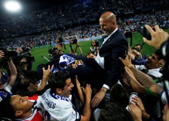 El Madrid de Zidane supera al Barcelona de Guardiola
