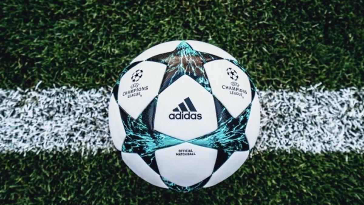 19a8e4ff83f40 Champions Adidas lanza el nuevo balón de la Champions 2017-2018 - AS USA
