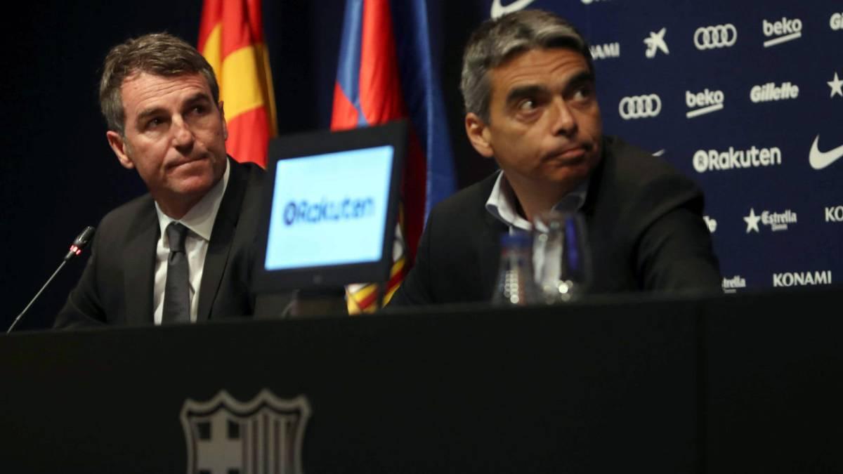 El Barça se hace la víctima ante las normas del nuevo mercado