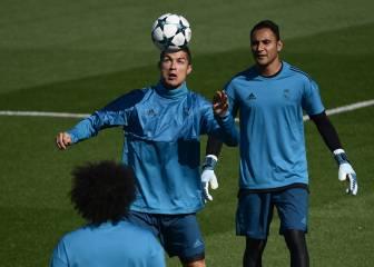 Dos antidepresivos para el Madrid: el APOEL y Cristiano