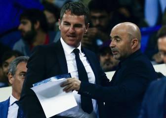 Sampaoli se reúne con Messi en Barcelona
