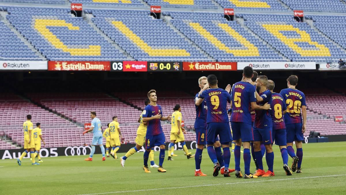Barcelona 3-0 Las Palmas  resumen f701336ac04