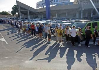 No habrá dispositivo especial de seguridad en el España-Albania