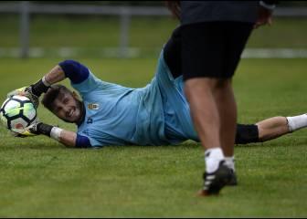 Villarreal, cuna de porteros: 5 de la Liga 1,2,3 fueron amarillos
