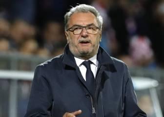 Croacia despide al seleccionador Cacic antes del duelo decisivo