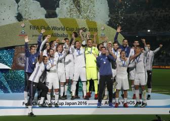 El Real Madrid conocerá este lunes sus rivales del Mundialito