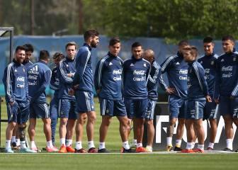 Argentina entra en pánico ante el drama de no ir al Mundial