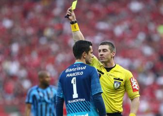 La CONMEBOL quiere evitar sospechas con árbitros brasileños