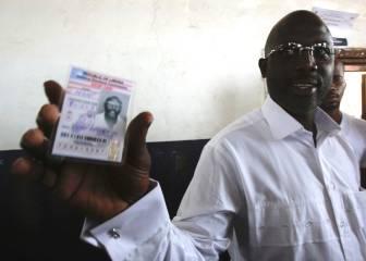 Weah gana las elecciones a la presidencia de Liberia