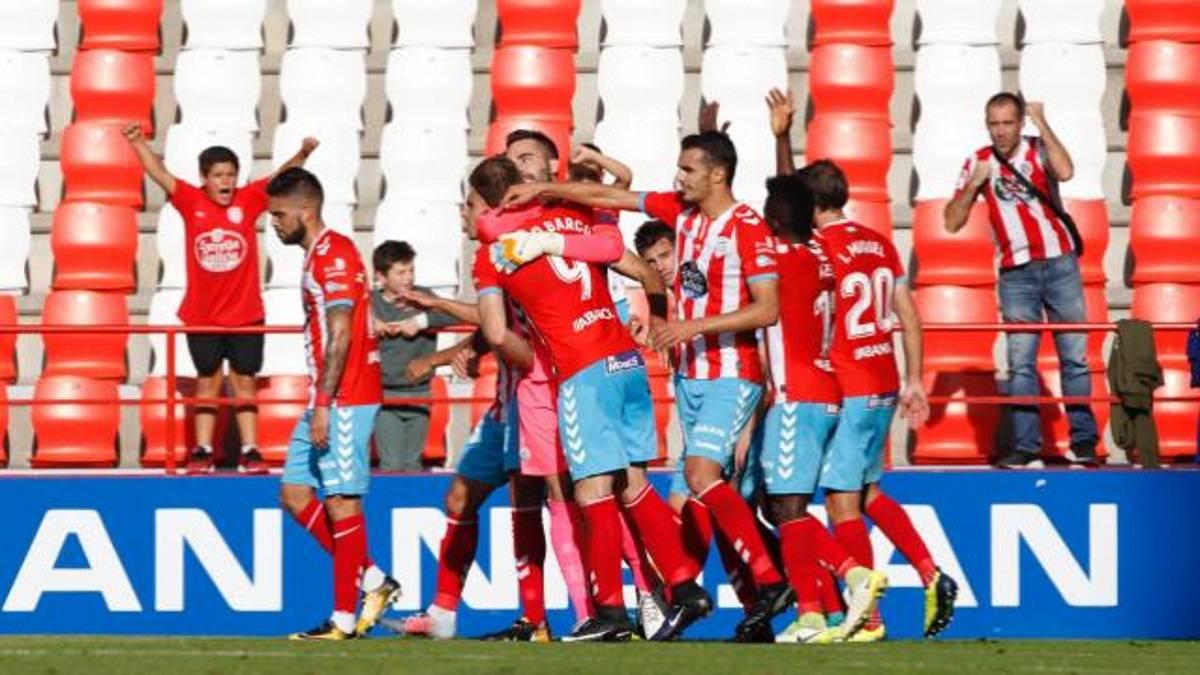 El Lugo retoma la senda del triunfo ante un Córdoba hundido - AS.com