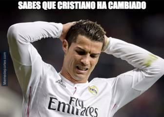 Zidane, Cristiano y Benzema, protagonistas de los memes del Getafe-Real Madrid
