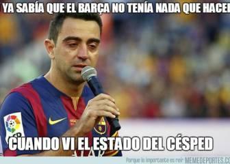 Los memes más divertidos del Atlético-Barcelona