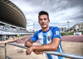 """Luis Hernández: """"Me jugaría mi dinero a que el Málaga se salva"""""""