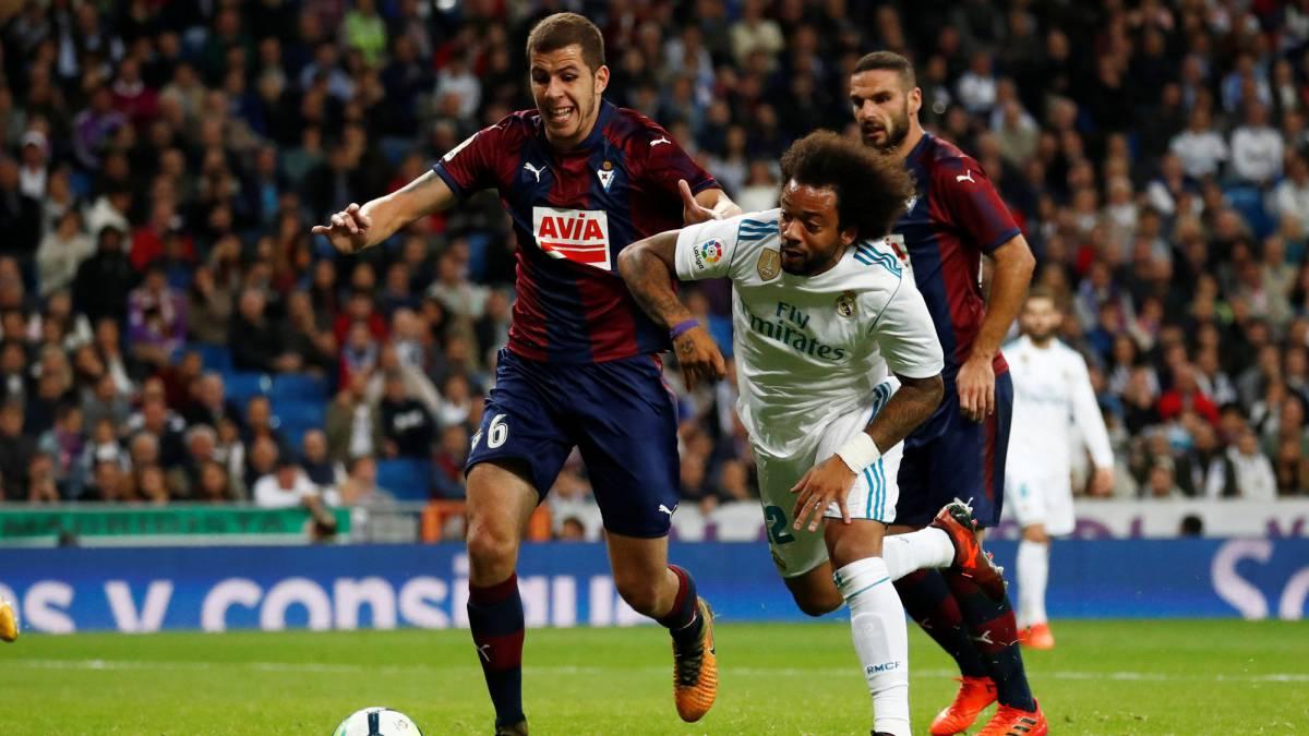 Real Madrid 3-0 Eibar: resumen, resultado y goles del ...