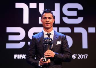 Cristiano es otra vez The Best