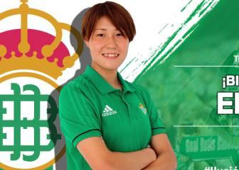 El Betis ficha a la portera japonesa Erina Yamane