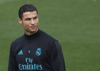 El Madrid espera a Cristiano