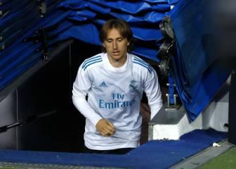 Zidane, obligado a repartirse a Modric con la selección croata