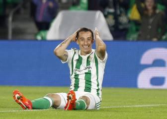 """Guardado: """"Tomé la decisión correcta firmando por el Betis"""""""