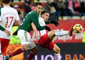 México cierra su gira por Europa tumbando a Polonia