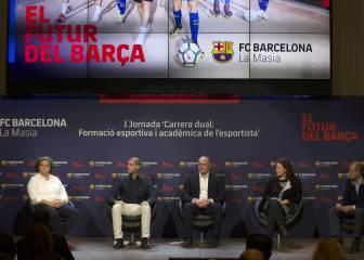 El Barcelona pone a debate la Educación y el deporte de base