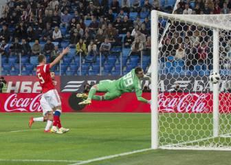 España celebra un empate