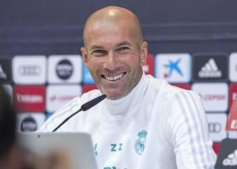 """Zidane: """"Ramos y Cristiano son inteligentes. Está arreglado"""""""
