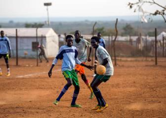 El fútbol más solidario en Sudán del Sur