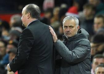 Mourinho le gana el duelo a Benítez en el regreso de Ibra